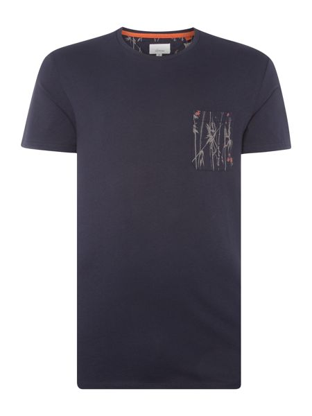 Linea Limited Edition Crew Neck Pocket T-Shirt
