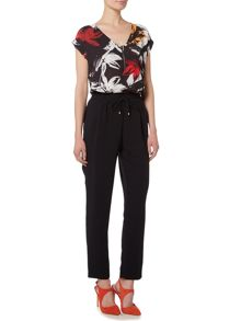 Therapy Frida Floral Printed Top