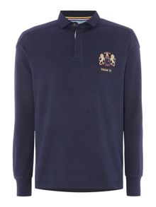 Howick Signature Long Sleeve Rugby Shirt