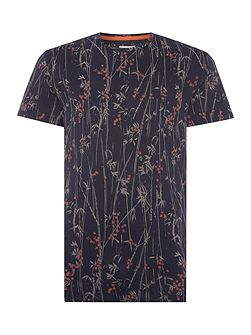 Limited Edition All Over Floral Print T-Shirt