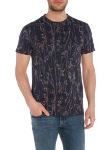 Linea Limited Edition All Over Floral Print T-Shirt