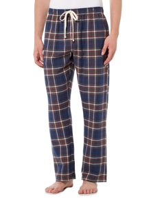 Howick Grid check flannel pant