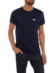 Linea Frere Crew Neck Pocket T-Shirt
