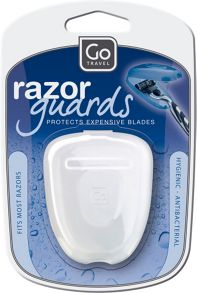 Go Travel Razor guards, assorted colours