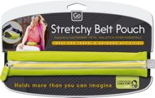 Go Travel Stretchy belt pouch, assorted colours