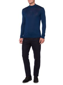 Linea Prestwick Turtle Neck Jumper