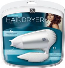 Go Travel Travel Hairdryer