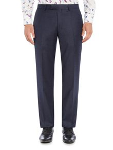 New & Lingwood Tutberry flannel suit trouser