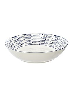 Sardine Run Salad Serving Bowl