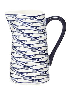 Sardine Run Small Pitcher