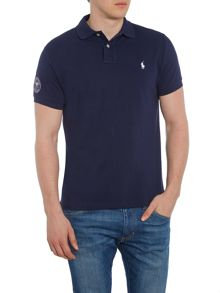 Polo Ralph Lauren Wimbeldon basic mesh custom fit polo