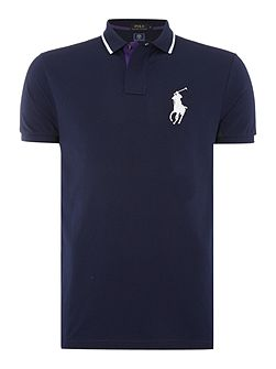 Wimbledon uniform custom fit polo