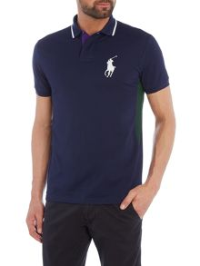 Polo Ralph Lauren Wimbledon uniform custom fit polo