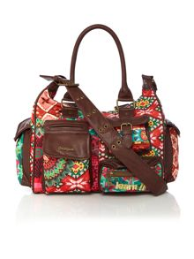 Desigual Gipsy London Medium Bag