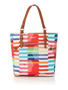 Desigual Argentina South Beach Bag