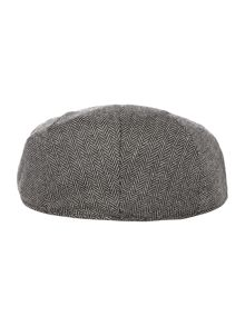 Howick Herringbone Flat Cap