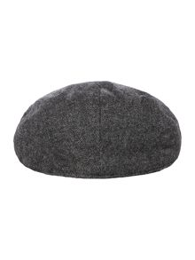 Howick Check flat cap