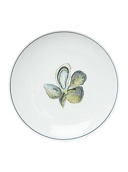 Seaflower Oyster 28cm Dinner Plate