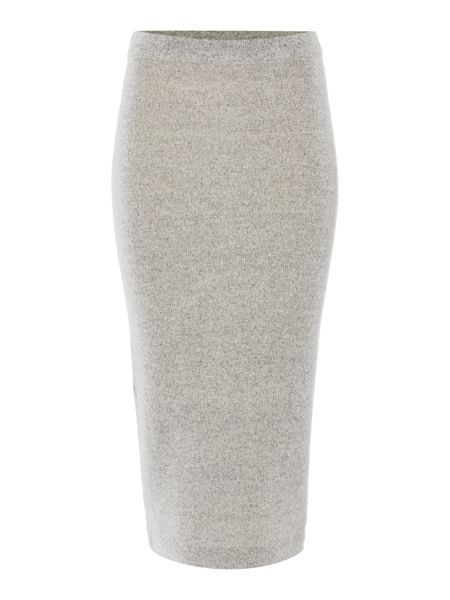 Gray & Willow Bodil boucle knit skirt