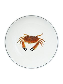 Seaflower Crab 28cm Dinner Plate