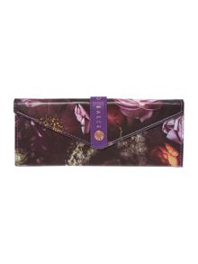 Ted Baker Shadow purple sunglasses case