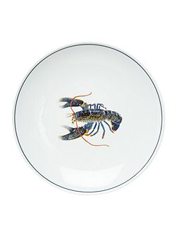 Seaflower Blue Lobster 23cm Side Plate