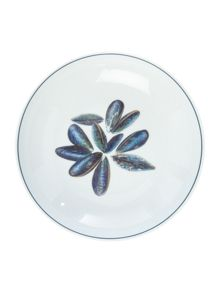 Jersey Pottery Seaflower Mussel 19cm Bowl