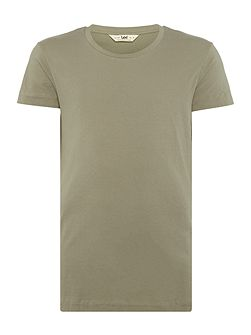 Regular fit ultimate plain crew neck t shirt