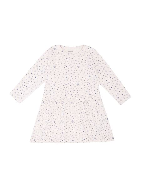 name it Longsleeve Star Print Dress