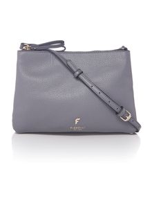 Fiorelli Daisy grey small crossbody bag
