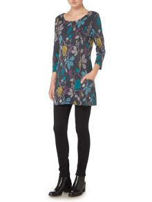 LILY & ME Fircone Tunic Dress