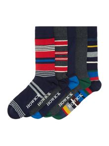 Howick 5 Pack Bright Stripe