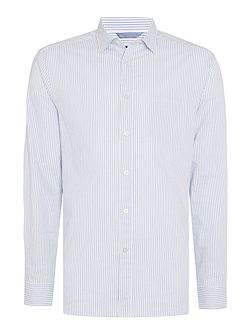 Palmer Stripe Long Sleeve Shirt