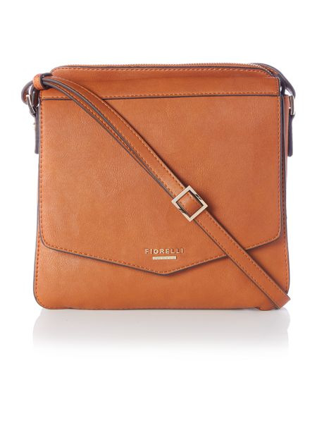 Fiorelli Taylor tan large crossbody