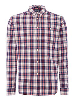 Carcross Check Shirt