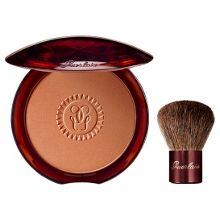 Guerlain Bronzing Powder and Kabuki Brush Set