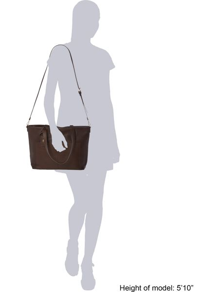 Fiorelli Dahlia brown large tote bag
