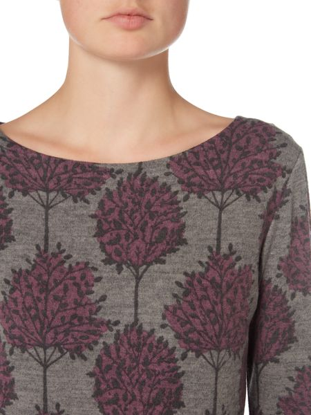 LILY & ME Angela Cowl Neck Tunic