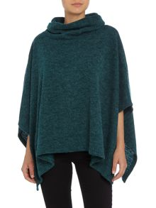 LILY & ME Jenny Knitted Poncho