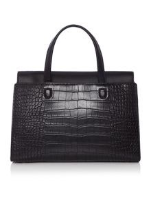 Fiorelli Brompton black medium tote bag
