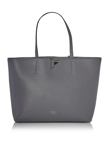 Fiorelli Tate grey large tote bag