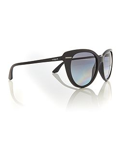 Black cat eye VO2941S sunglasses