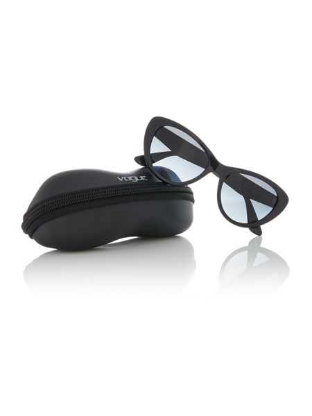 Vogue Black cat eye VO2990S sunglasses