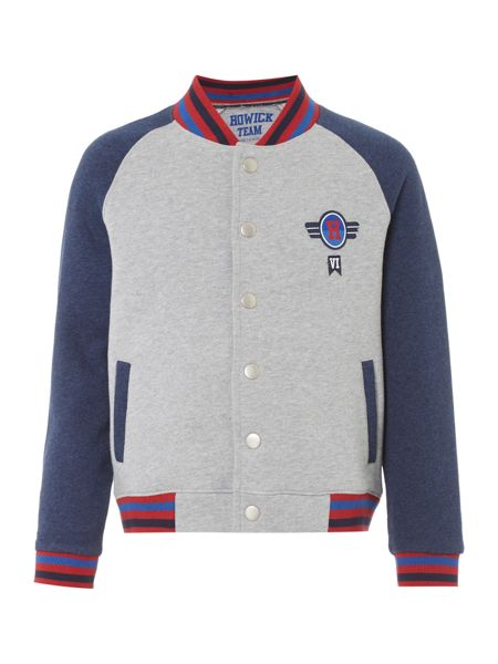 Howick Junior Boys Baseball Sweater