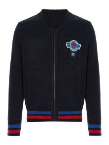 Howick Junior Boys Zip Up Baseball Jacket