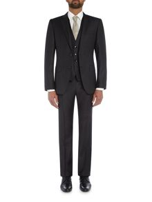 Hugo Boss Huge Genius Micro Check Suit