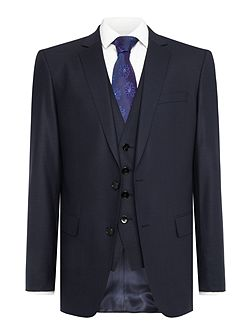 Huge Genius Plain Weave Suit