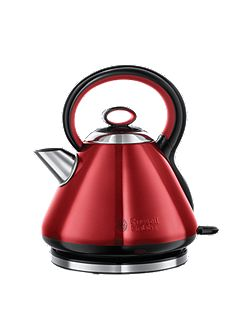 Legacy Kettle, Red