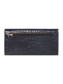 Fiorelli Drew navy medium flap over purse