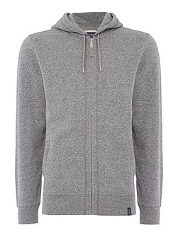 Willis Zip Through Hoodie
